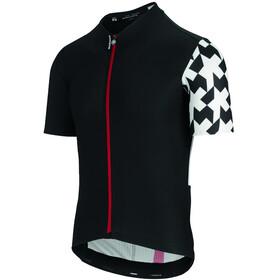 ASSOS Equipe RS Aero Jersey korte mouwen Heren, black series